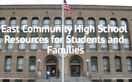 Resources for East Community Students and Families