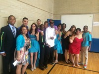 Eighth Grade Moving Up Day