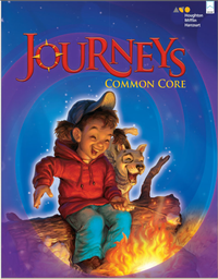 Mrs  Lute - Grade 3 / Journeys Student Book -- MUST DO # 1