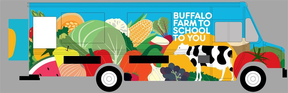 BPS Farm to School to You Food Truck