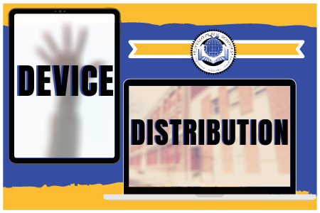 click to open device distribution info
