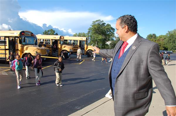 Superintendent Kriner Cash Welcomes the New School Year