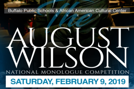 The National August Wilson Monologue Competition, 2019
