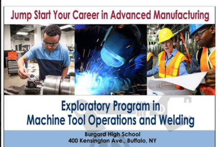 Jump Start your Career in Advanced Manufacturing
