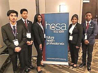MST's Health Occupation Student Association (HOSA)