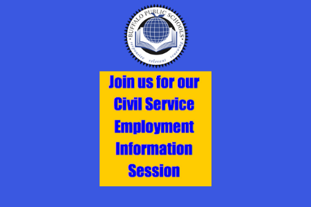 Civil Service Informational Job Fair