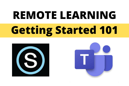 Helpful tips for getting started with remote learning