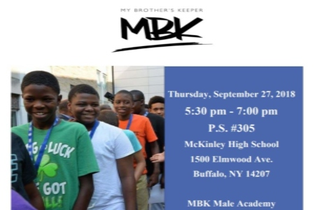 MBK Fall Parent Meeting