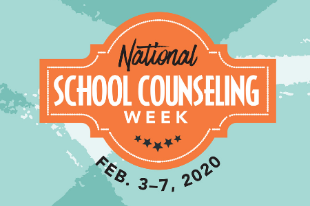 It's National School Counselor's Week!