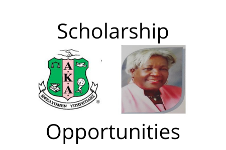 Scholarship Opportunities