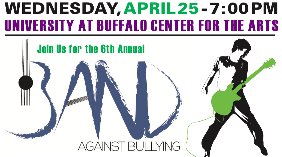 6th annual BAND AGAINST BULLYING