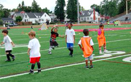 Buffalo Athletics Summer Sports Camp Registration is now open!