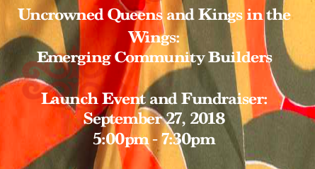Uncrowned Queens and Kings in the Wings: Emerging Community Builders