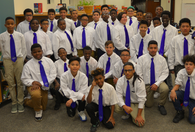 My Brother's Keeper Male Academy Celebration