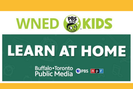 PBS Kids Broadcasts for Home