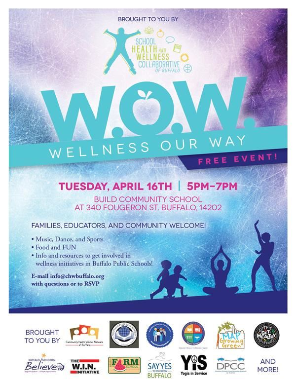 Wellness Our way flyer