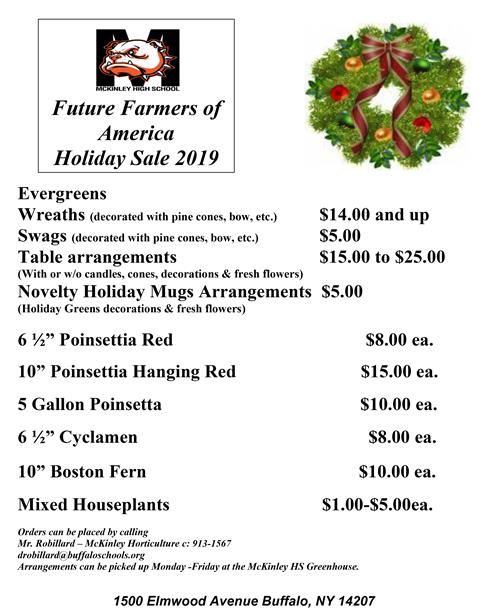 Xmas flyer MHS Page 1