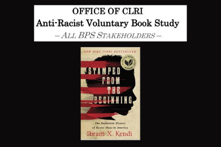 Anti-Racist Book Study