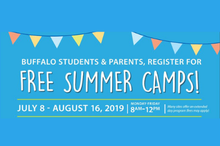 Free Summer Camps!