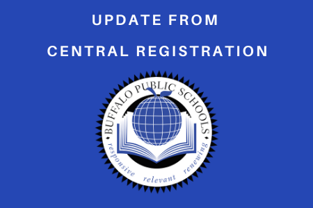 Central Registration remains closed.