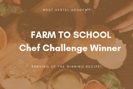 Farm to School, Chef Challenge Winner!