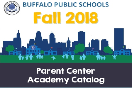 Parent Center Fall Catalog