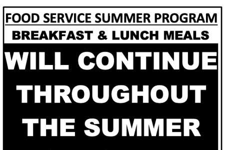 Food Service Meal Program