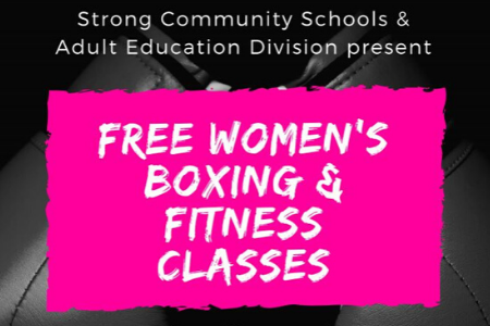 Free Woman's Fitness Classes