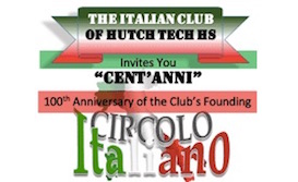 Una Festa per Tutti at Hutch Tech