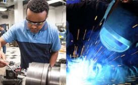 Adult Ed. Info Session: Advanced Manufacturing Program February 27th
