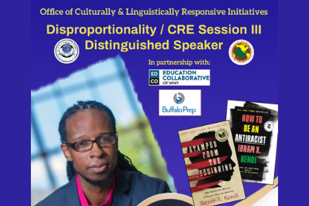 Disproportionality - Culturally Responsive Education Sessions