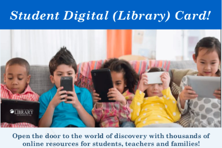 Digital Library Card