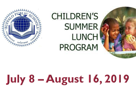 Summer Food Service Program for Children