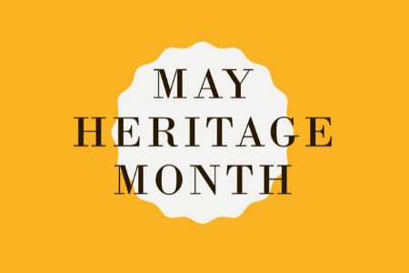 May Heritage Month