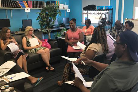 Parent Center Academy Summer 2018 Programming