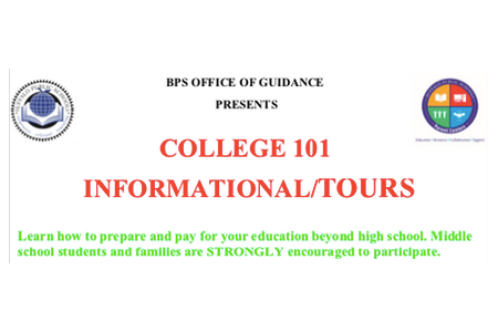 Summer College 101 Information and College Tours