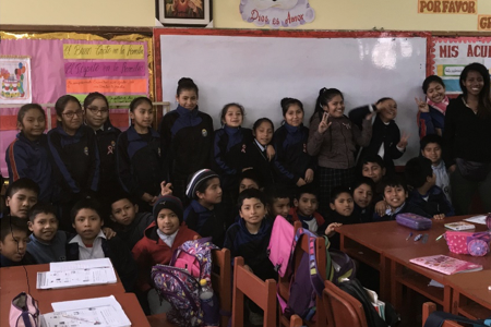 BPS ELA Teacher Spends Summer Teaching in Peru