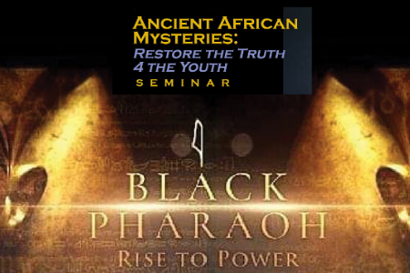 Seminar: Ancient African Contributions to History