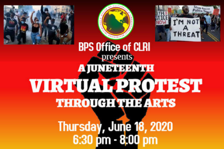 Juneteenth Virtual Protest