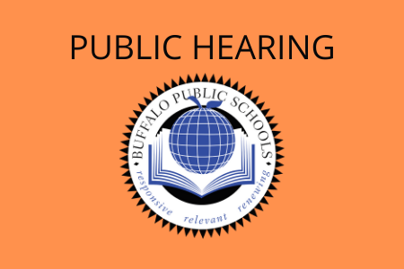 Public Hearing to be held on 10/21 at 4:30pm
