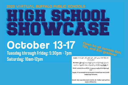 Virtual High School Showcase