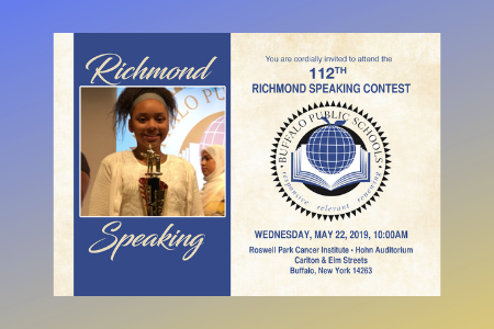 112th Richmond Speaking Contest