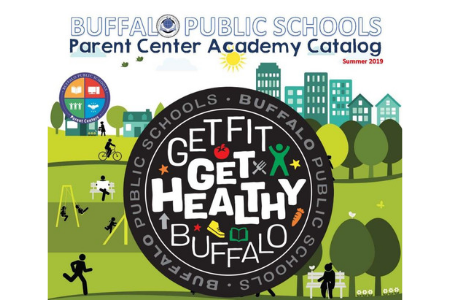 Parent Center Summer Catalog
