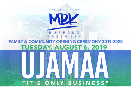MBK Family and Community Opening Ceremony