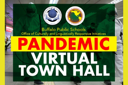 Pandemic Virtual Town Hall