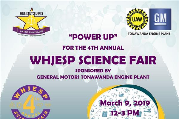 WHJESP Science Fair