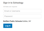 Schoology Login Logo