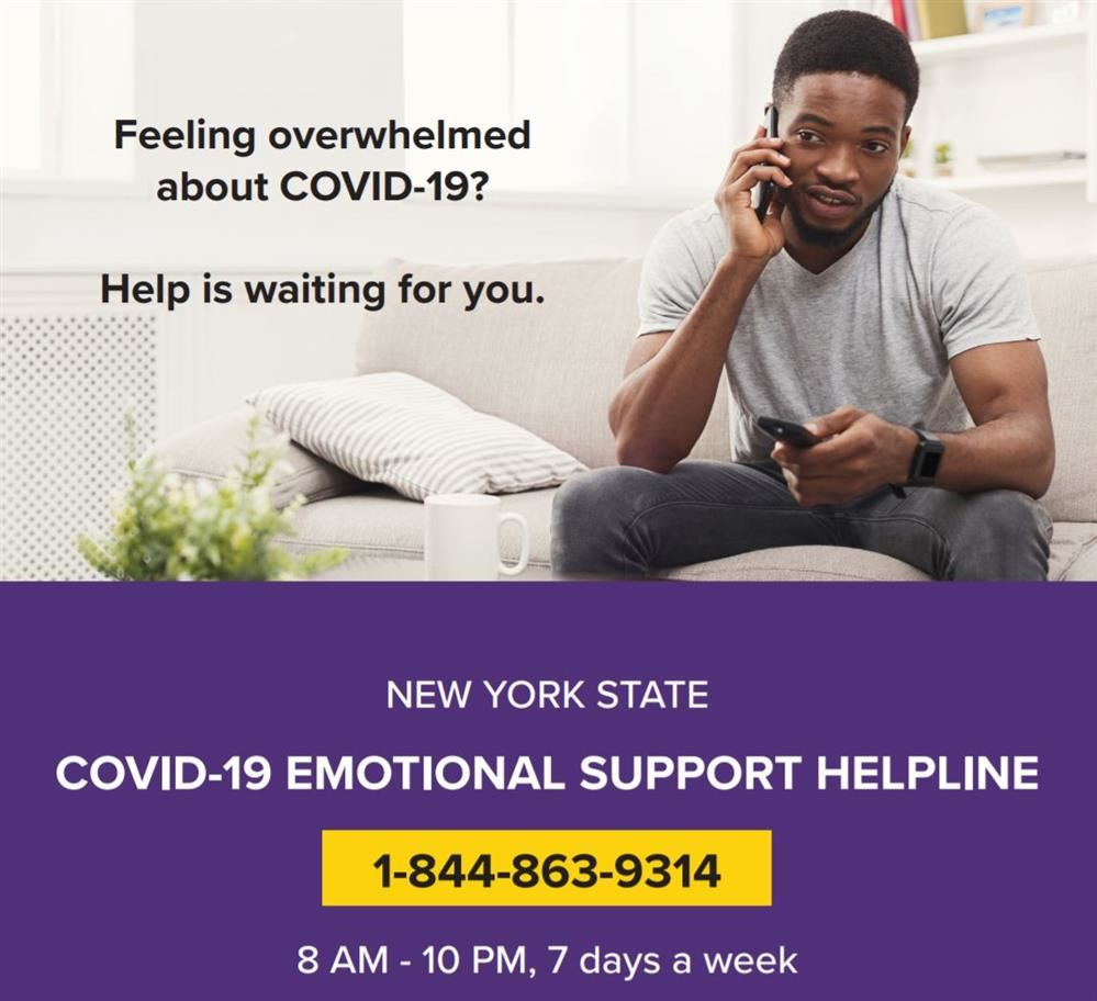 COVID NYS resource