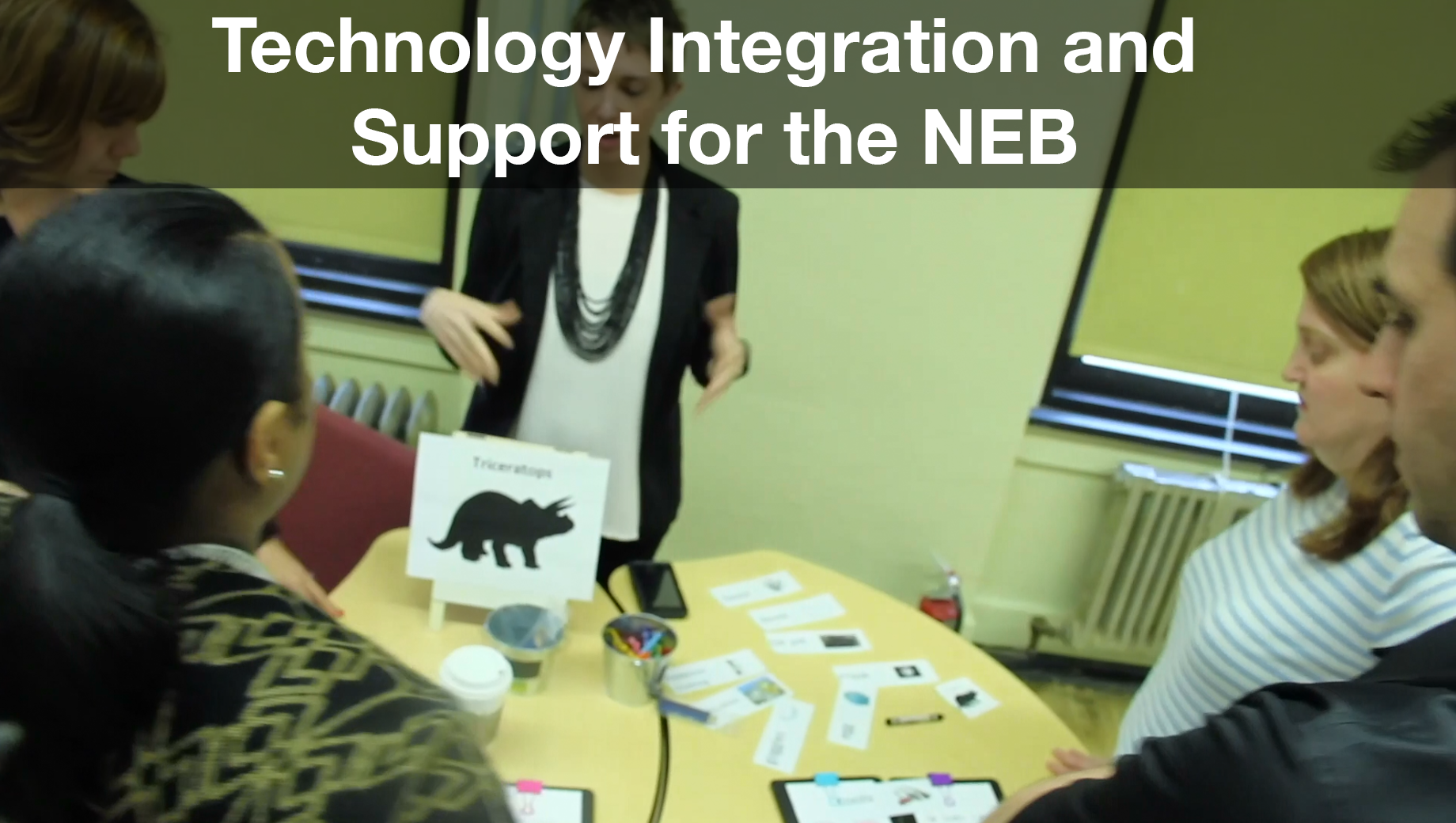 Technology Integration and Support for the NEB